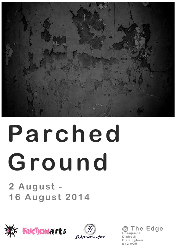 Parched Ground Flyer