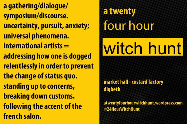 dff 24hr witch hunt