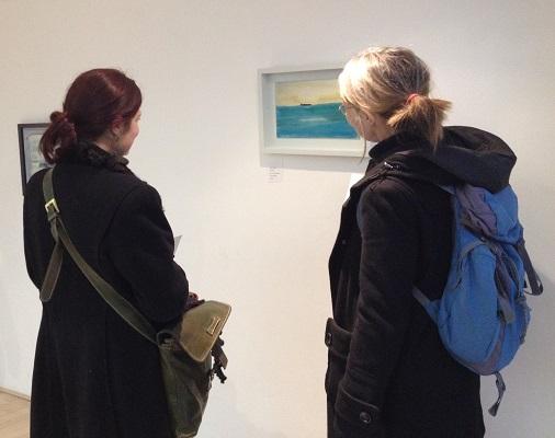 daphne francis gallery exhibition image 2017